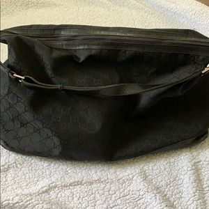 Large GUCCI duffle bag